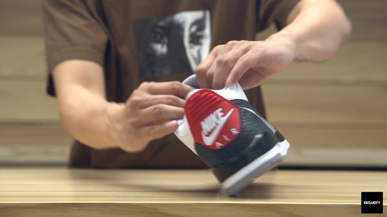 29562e2476a Air Jordan 3 Retro Tinker Hatfield Fire Red Unboxing & On feet Video at  Exclucity