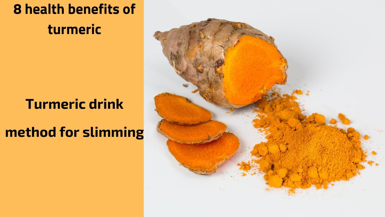 health benefits of turmeric 8