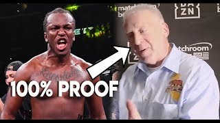 100% PROOF KSI WON Against Logan Paul (The Referee CONFIRMS IT!!)