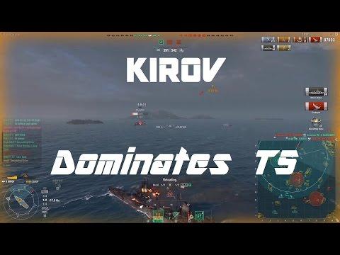 The Rare T5 Kirov Game