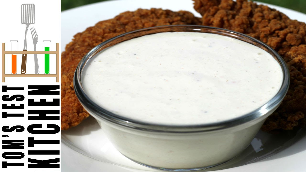 PDQ Ranch Dipping Sauce Clone - YouTube