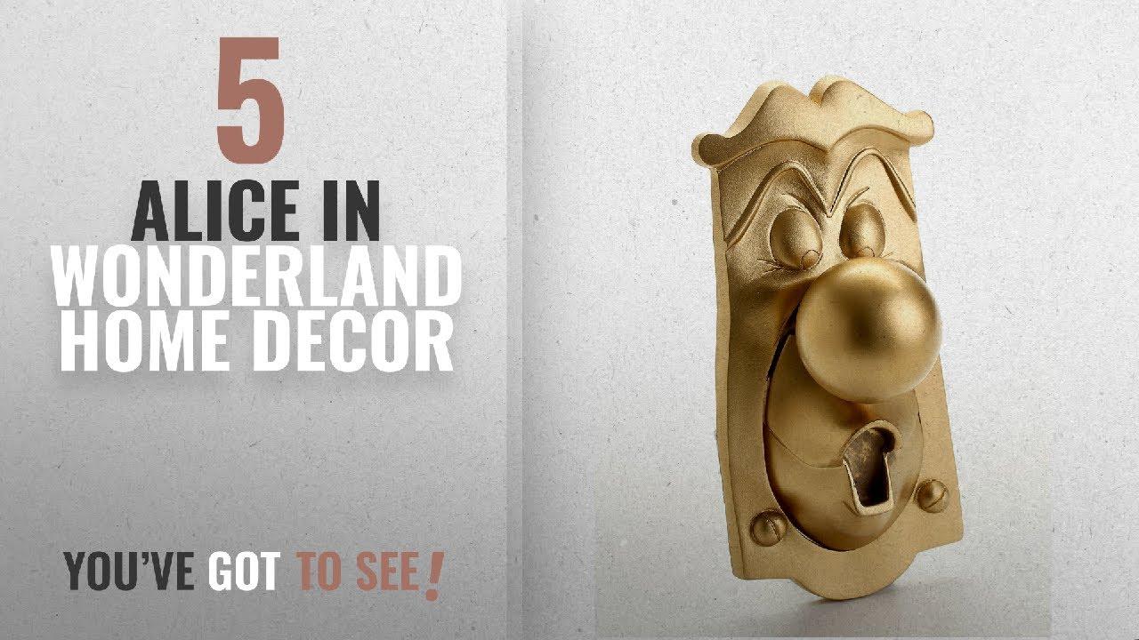 Top 10 Alice In Wonderland Home Decor 2018 Inspired Doorknob Fully Working