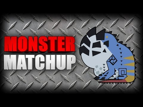MONSTER MATCHUP - Dodogama (Monster Hunter: World) thumbnail