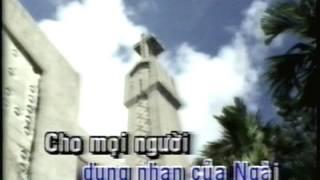 Mẹ Quê Hương Việt Nam: Tôi đã vẽ dung nhan Ngài (Vũ Khanh)