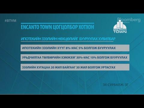ENCANTO | #БАЙРШИЛ (1/3) @BloombergTVM