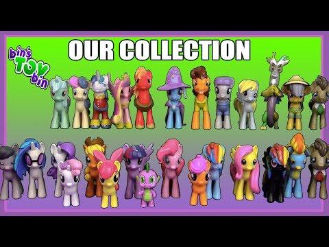 My Little Pony Funko Vinyl Figures | Bin's Toy Bin Collections