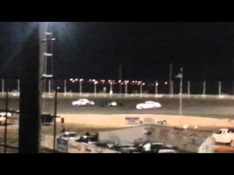 Cardinal motor speedway hobby stock heat 2.   20s