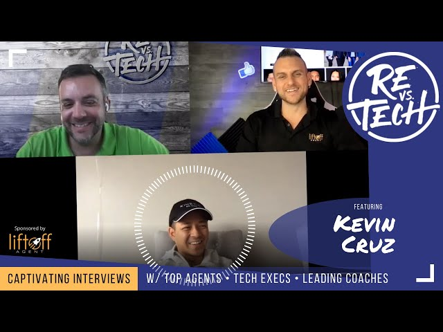 Kevin Cruz - How Vertical Integration Makes You Dominate In Real Estate  | RE vs. TECH | Ep#86