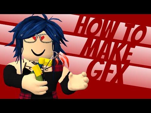 How To Make Roblox Gfx 2019 Youtube
