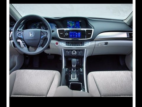 Beautiful 2014 Honda Accord Plugin Hybrid POV Test Drive