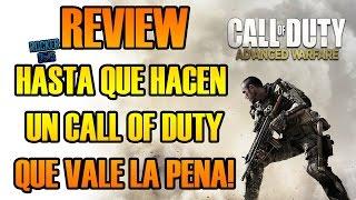 COD Advanced Warfare I Hasta Que Lo Hacen Bien! I Vale La Pena? I Review