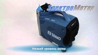 видео [2.6 кВт] Инверторный генератор Kipor IG2600