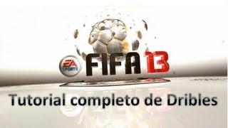 Fifa 13 - Tutorial Completo de Dribles - Como fazer skillmoves - Dribles secretos e mais