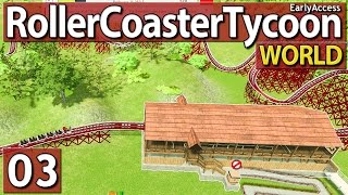 Roller Coaster Tycoon World #3 ZUSCHAUERBESCHIMPFUNG
