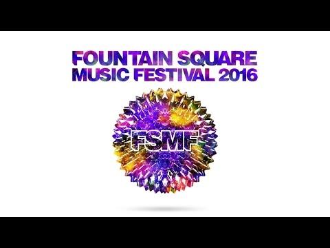 Fountain Square Music Festival 2016