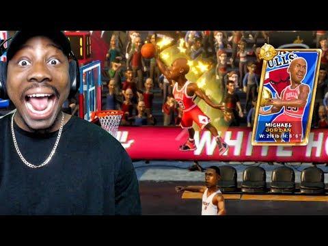 MICHAEL JORDAN SEASON MODE GAMEPLAY! NBA 2k Playgrounds 2 Gameplay Ep. 6