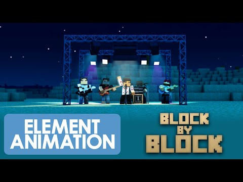 BLOCK BY BLOCK - Music Video (Montage Song)