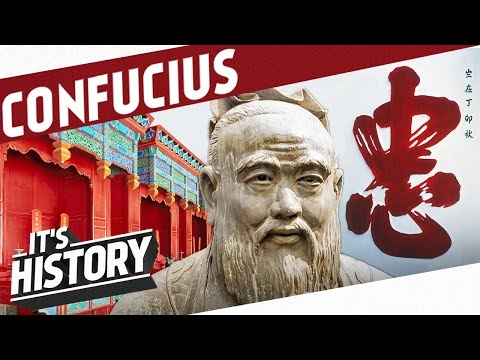 Confucius - Master of Philosophy and Fortune Cookies! l HISTORY OF CHINA