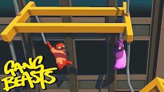 MUERTO DE POR VIDA - GANG BEASTS ONLINE | Gameplay Español