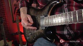 Học solo guitar điện - Hướng dẫn kỹ thuật Volume swell  [HocDanGhiTa.Net]