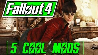 Lost And Found - Fallout 4 MODS - 5 Cool Mods (XBOX/PC)