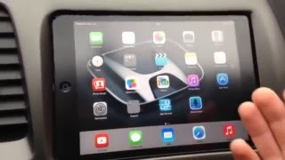 Видео обзор iPad mini в Honda Civic 4D