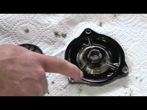 Arctic Cat 300 Oil Change And Screen Cleaning