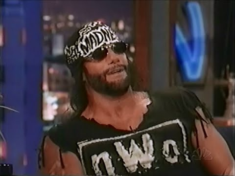 Macho Man Randy Savage On Later With Judd Nelson [March 1998]