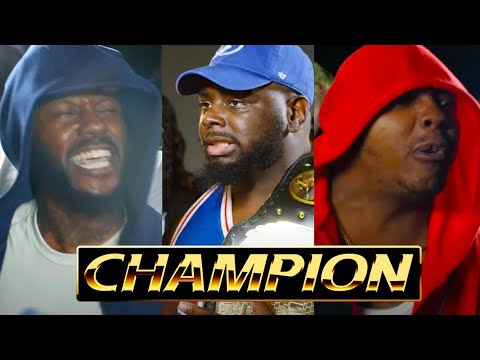 NO RUM NITTY, O RED, AND NU JERZEY TWORK ON SMACK VOLUME 6? | CHAMPION 2.0
