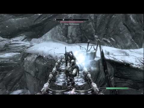 Skyrim Dawnguard Full Playthrough - Part 10: Touching The Sky