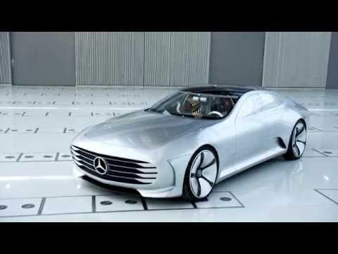 Mercedes-Benz Concept Car - IAA 2015 Frankfurt Motor Show