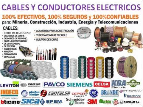 Venta De Materiales Electricos Youtube
