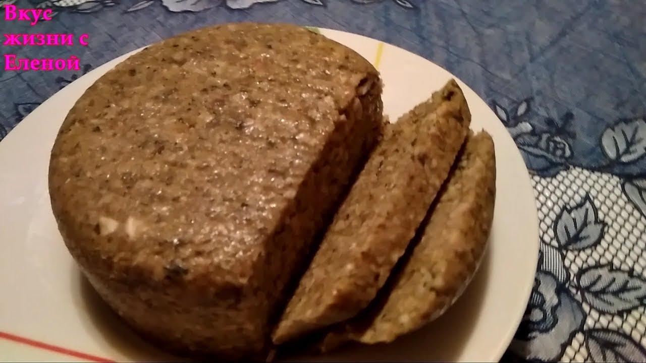 рецепт сыроедческий сыр