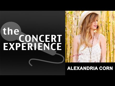 Alexandria Corn Interview | AfterBuzz TV's The Concert Experience