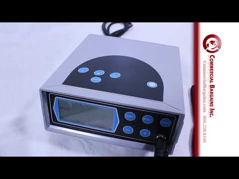 My Detox Foot Bath LCD Ionic Cleanse Machine | How To Use | Commercial Bargains