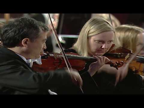 "Sir Gilbert Levine conducts Mahler Symphony No. 2, ""Resurrection,"" Mvt. 5"