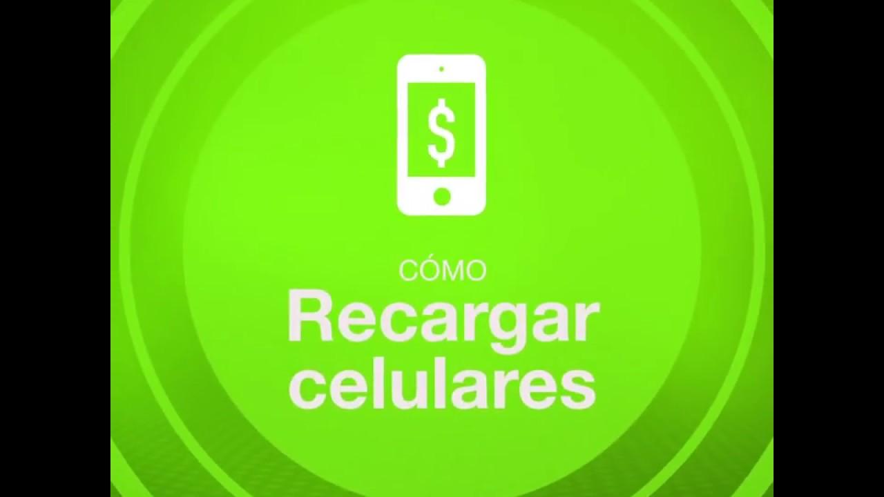 CubaLlama | Recarga celulares desde la app Cuballama - YouTube