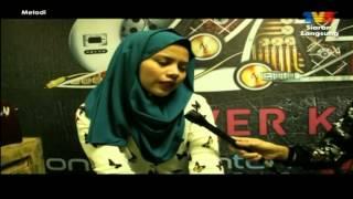 Bikin Panas Melodi: Temubual Ramli MS & Alyah berkenaan gambar seoang gadis