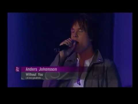 Fame Factory - Anders Johansson - Without you final