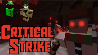 Roblox Critical Strike Christmas Boss (ft. Chilly Emerald, Bouncerbolt, and Parkour Jaguar)