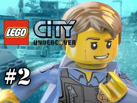 Lego City Undercover Part 2 Continue The Chase Wii U Exclusive Hd Gameplay Walkthrough Youtube
