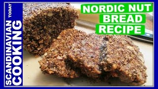In Denmark, we eat a lot of Rye bread. I had it everyday growing up in Stege for either breakfast, lunch, or dinner. Just like Rye bread the Nordic Nut Bread ...