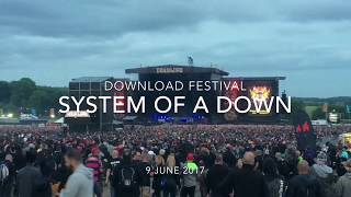 System of A Down Live 2017 at Download Festival