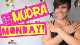 Mudra Monday! - Protect Your Energy!