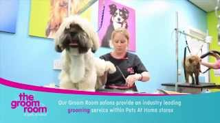 The Groom Room At Pets At Home Youtube