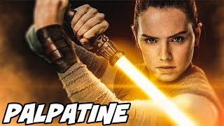 Palpatine is Alive He Won in Episode 9 - Star Wars Theory
