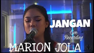 Video Marion Jola - Jangan ft. Rayi Putra (Live Recording) by Jerricoev download MP3, 3GP, MP4, WEBM, AVI, FLV Agustus 2018