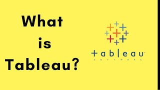 What is Tableau? | Tableau Eco-system