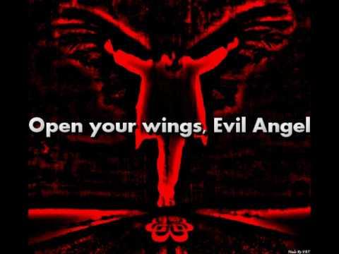 Breaking Benjamin  Evil Angel Lyrics on screen