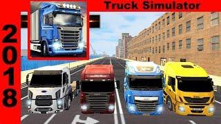 Euro Truck Driver 2018 - App Check - iPhone / iPad iOS Game - Zuuks Games